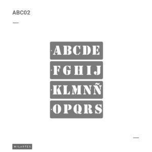 ABC 2 Letras