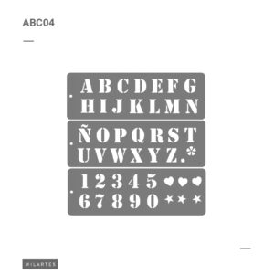 ABC 4 Letras