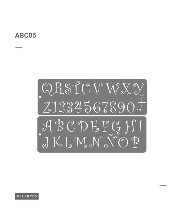 ABC 5 Letras