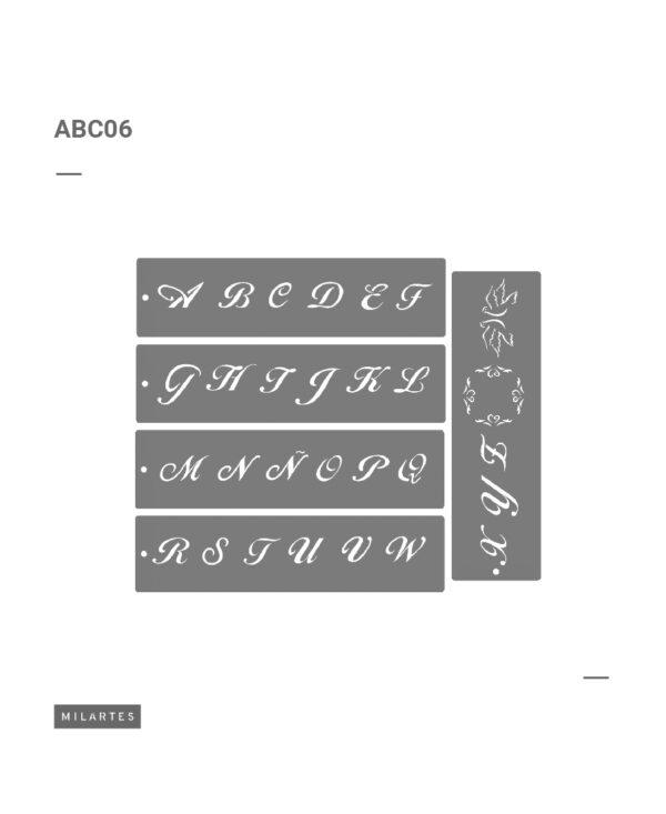 ABC 6 Letras