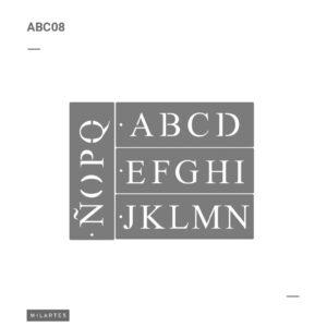 ABC 8 Letras