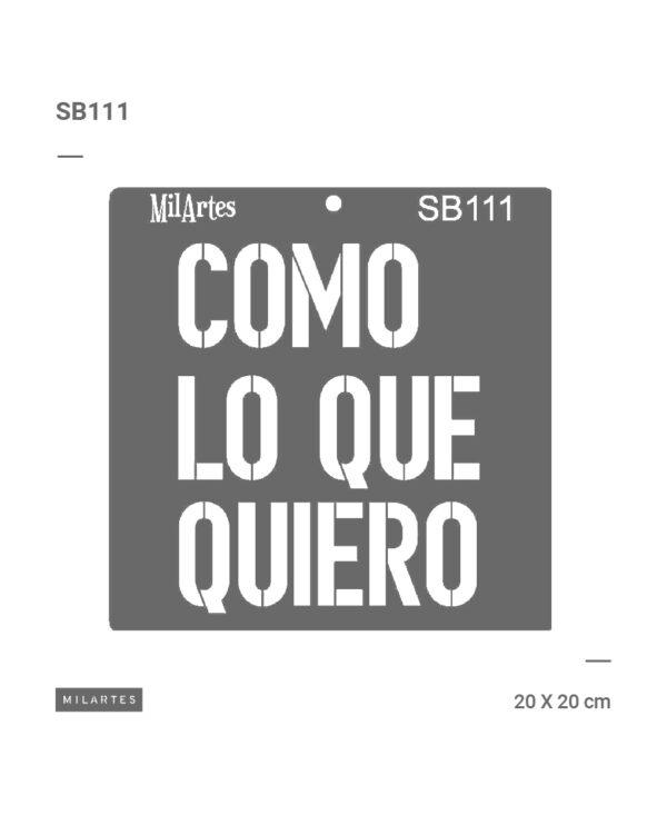 SB111