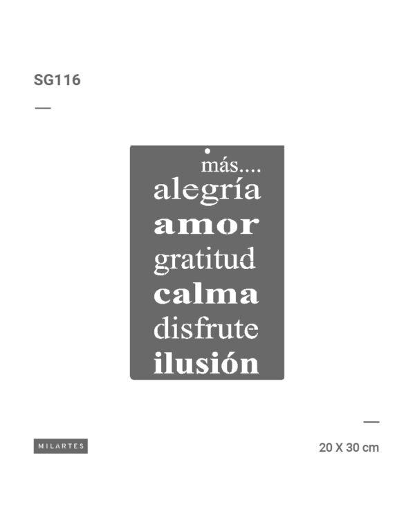 SG116