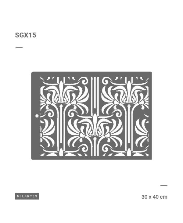 SGX15
