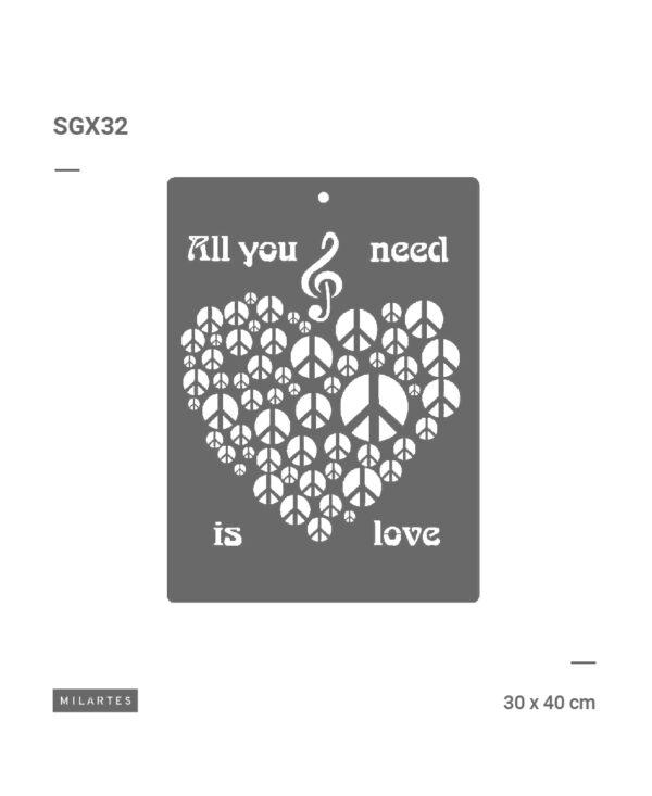 SGX32