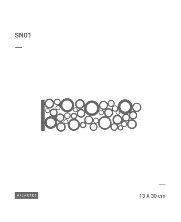 SN 001
