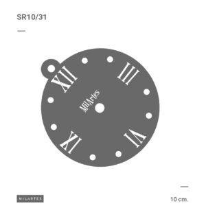 SR31 - 10 cm.