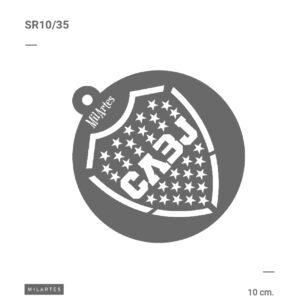 SR35 - 10 cm.
