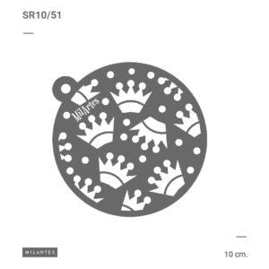 SR51 - 10 cm.