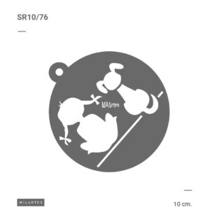 SR76 - 10 cm.