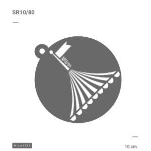 SR80 - 10 cm.