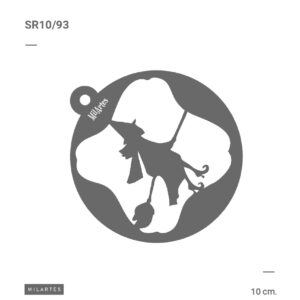 SR93 - 10 cm.